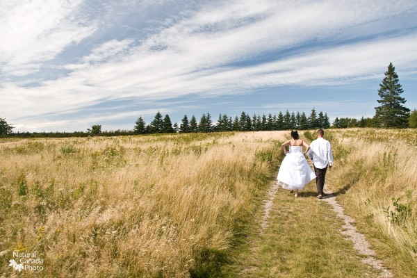 Natural Canada Photo – Sussex, NB – Wedding