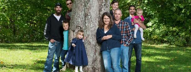 Desruisseau Family Photos
